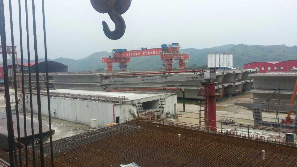 沪昆客专客户 对湖南博长热轧带肋钢筋HRB400拍手称赞!